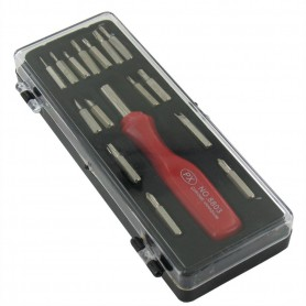 NedRo - Torx Screwdriver Set for Nokia Ericsson GSM YMO001 - Screwdrivers - YMO001 www.NedRo.us