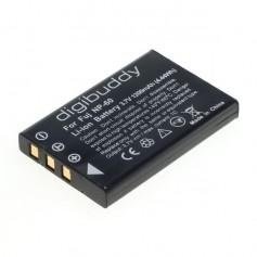Battery for Fuji NP-60 Casio NP-30 KLIC-5000 A1812A