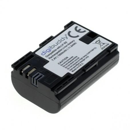 OTB - Battery for Canon LP-E6 / LP-E6N 1600mAh ON2663 - Canon photo-video batteries - ON2663