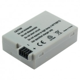 digibuddy, Battery for Canon LP-E8 1020mAh, Canon photo-video batteries, ON2665, EtronixCenter.com