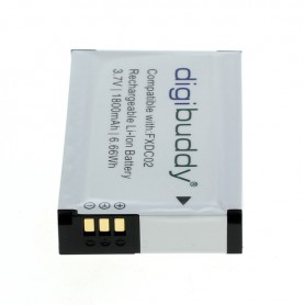 digibuddy, Battery for Drift FXDC02 1800mAh ON2673, Other photo-video batteries, ON2673, EtronixCenter.com