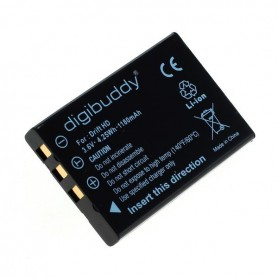 digibuddy, Battery for Drift HD / HD720 1180mAh, Other photo-video batteries, ON2674