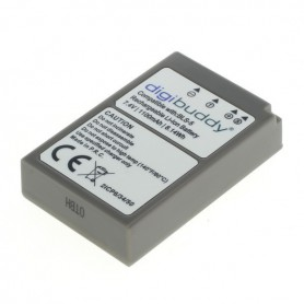 Battery for Olympus BLS-5 BLS-50 1100mAh