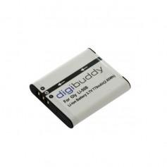 digibuddy - Battery for Olympus LI-50B Pentax D-Li92 DB-100 ON2687 - Olympus photo-video batteries - ON2687