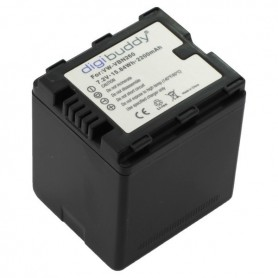 OTB, Battery for Panasonic VW-VBN260 Li-Ion 2100mAh ON2696, Panasonic photo-video batteries, ON2696, EtronixCenter.com