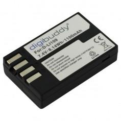 Battery for Pentax D-Li109 2100mAh ON2697