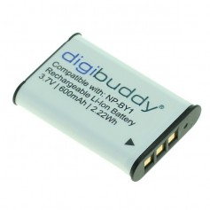 Battery for Sony NP-BY1 600mAh ON2704
