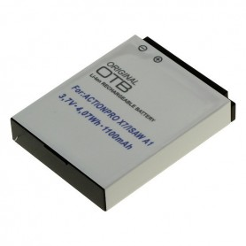 OTB, Battery for Actionpro X7 Isaw A1/A2Ace/A3/ Extreme ON2710, Other photo-video batteries, ON2710, EtronixCenter.com