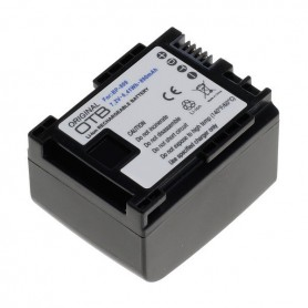 OTB, Battery for Canon BP-809 890mAh ON2715, Canon photo-video batteries, ON2715, EtronixCenter.com