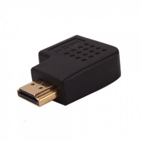 NedRo, Right Angle HDMI Male to HDMI Female Converter Adapter WW81005255, HDMI adapters, WW81005255, EtronixCenter.com