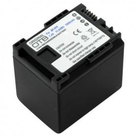OTB - Battery for Canon BP-819 1600mAh - Canon photo-video batteries - ON2716 www.NedRo.us