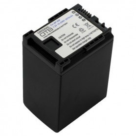 OTB - Battery for Canon BP-828 / BP-827 2670mAh - Canon photo-video batteries - ON2718 www.NedRo.us