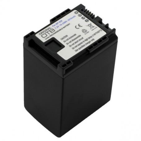 OTB - Battery for Canon BP-828 / BP-827 2670mAh - Canon photo-video batteries - ON2718