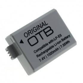 OTB - Battery for Canon LP-E5 1020mAh ON2721 - Canon photo-video batteries - ON2721 www.NedRo.us