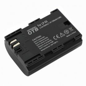 OTB - Battery for Canon LP-E6 / LP-E6N 1300mAh 7.4V - Canon photo-video batteries - ON2722 www.NedRo.us