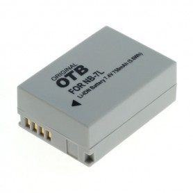 OTB - Battery for Canon NB-7L 750mAh ON2728 - Canon photo-video batteries - ON2728 www.NedRo.us