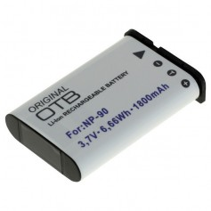 Battery for Casio NP-90 1800mAh ON2734