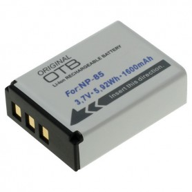 OTB, Battery for Fuji NP-85/NP-170 / Aiptek CB-170, Fujifilm photo-video batteries, ON2735, EtronixCenter.com