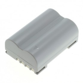 OTB - Battery for Olympus BLM-5 1400mAh - Olympus photo-video batteries - ON2749 www.NedRo.us