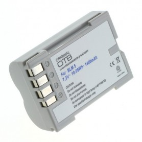 OTB, Battery for Olympus BLM-5 1400mAh, Olympus photo-video batteries, ON2749, EtronixCenter.com