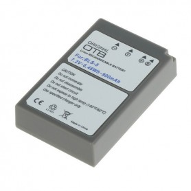 OTB, Battery for Olympus BLS-5 / BLS-50 ON2751, Olympus photo-video batteries, ON2751, EtronixCenter.com