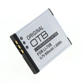 OTB - Battery for Olympus Li-70B 500mAh - Olympus photo-video batteries - ON2753 www.NedRo.us