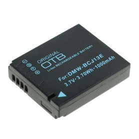 OTB, Battery for Panasonic DMW-BCJ13E ON2758, Panasonic photo-video batteries, ON2758, EtronixCenter.com