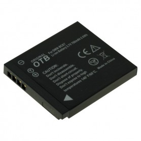 OTB, Battery for Panasonic DMW-BCK7, Panasonic photo-video batteries, ON2759, EtronixCenter.com