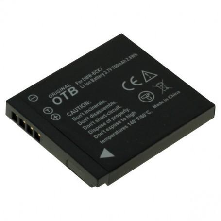 OTB - Battery for Panasonic DMW-BCK7 - Panasonic photo-video batteries - ON2759