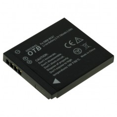 OTB, Battery for Panasonic DMW-BCK7, Panasonic photo-video batteries, ON2759