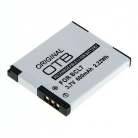 OTB - Battery for Panasonic DMW-BCL7 ON2760 - Panasonic photo-video batteries - ON2760 www.NedRo.us