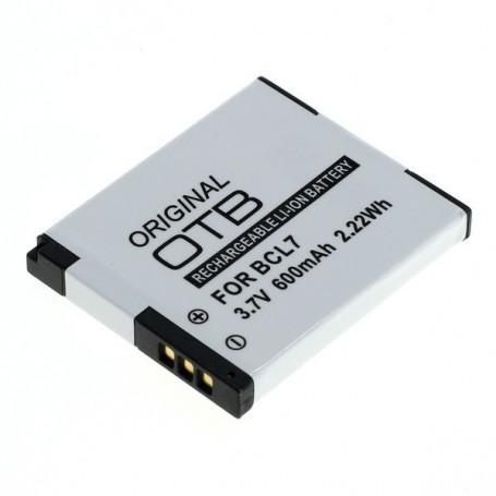 OTB - Battery for Panasonic DMW-BCL7 ON2760 - Panasonic photo-video batteries - ON2760