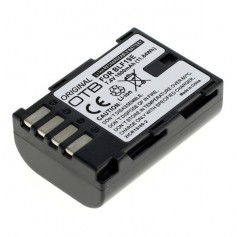 OTB - Battery for Panasonic DMW-BLF19E 1600mAh ON2765 - Panasonic photo-video batteries - ON2765