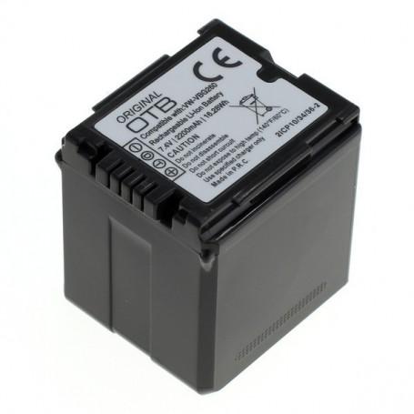 OTB - Battery for Panasonic VW-VBG260 2200mAh ON2772 - Panasonic photo-video batteries - ON2772