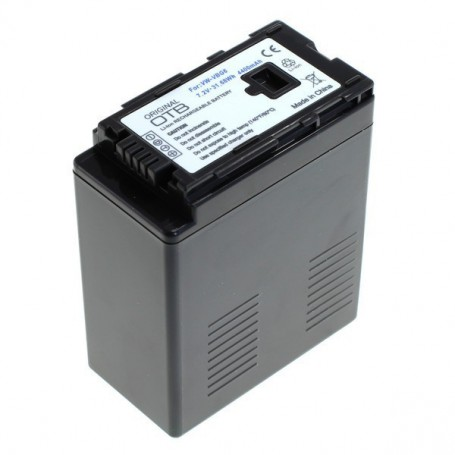 OTB - Battery for Panasonic VW-VBG6 4400mAh - Panasonic photo-video batteries - ON2773