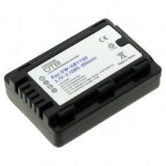OTB - Battery for Panasonic VW-VBY100 850mAh ON2776 - Panasonic photo-video batteries - ON2776