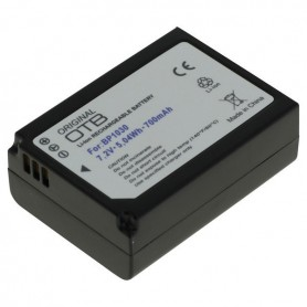 OTB - Battery for Samsung BP1030 / BP1130 800mAh - Samsung photo-video batteries - ON2782 www.NedRo.us