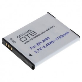 OTB - Battery for Samsung BP2000 1750mAh - Samsung photo-video batteries - ON2786 www.NedRo.us