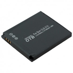 OTB, Battery for Samsung SLB-07A 500mAh, Samsung photo-video batteries, ON2795, EtronixCenter.com