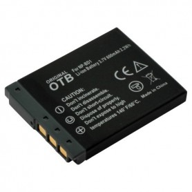 OTB - Battery for Sony NP-BD1 / NP-FD1 600mAh - Sony photo-video batteries - ON2797 www.NedRo.us