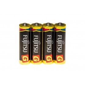 Fujitsu, Fujitsu Alkaline Batteries AA Mignon LR6 HR6, Size AA, NK031-CB