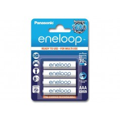 AAA R3 Panasonic Eneloop Rechargeable Battery