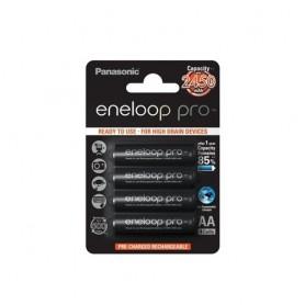 Eneloop - Panasonic eneloop Pro AA R6 2550mAh 1.2V Rechargeable Battery - Size AA - ON1315-CB www.NedRo.us