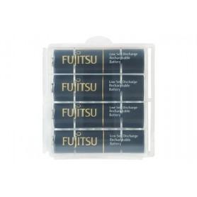 Fujitsu, 4x Fujitsu PRO AAA R3 950mAh Rechargeable Battery, Size AAA, NK006-CB