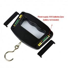 NedRo - Digital Lugage Scale with Hook AL985 - Digital scales - AL985 www.NedRo.us