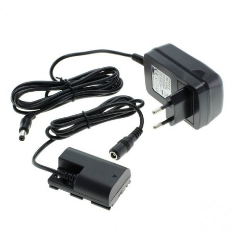 Oem - OTB power adapter compatible with Canon ACK-E6 - Canon photo-video chargers - ON1299