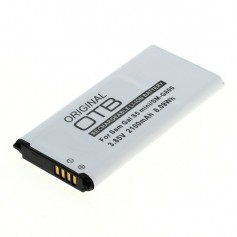 Oem - Battery compatible with Samsung Galaxy S5 Mini Li-Ion with integrated NFC antenna - Samsung phone batteries - ON1277