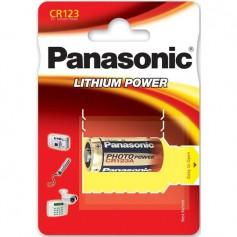 Panasonic PHOTO Power CR123A blister lithium battery