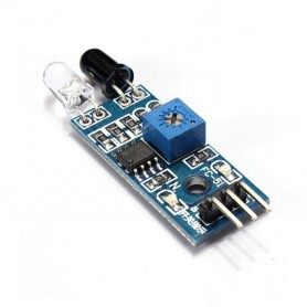 Oem - IR Obstacle Avoidance Sensor for Arduino Smart Car 3-wire - Various computer accessories - AL798