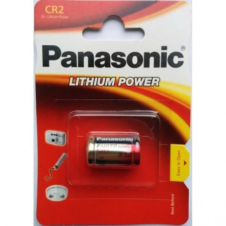 Panasonic, Panasonic CR2 blister lithium battery, Other formats, NK085-CB